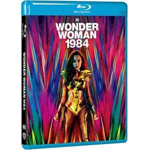 Wonder Woman 84 Blu-ray