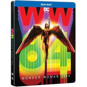 Wonder Woman 84 Steelbook Blu-Ray