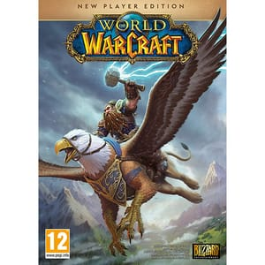 World of Warcraft: New Player Edition (Code in a Box) PC