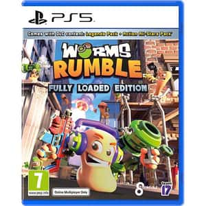 Worms Rumble PS5