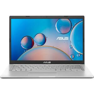 "Laptop ASUS X415MA-EK187, Intel Celeron N4020 pana la 2.8GHz, 14"" Full HD, 4GB, SSD 256GB, Intel UHD Graphics 600, Free Dos, argintiu"