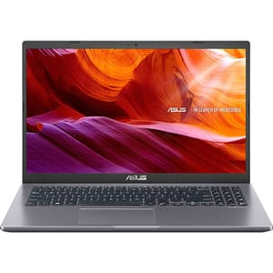 "Laptop ASUS X545FA-EJ004, Intel Core i3-10110U pana la 4.1GHz, 15.6"" Full HD, 4GB, SSD 256GB, Intel UHD Graphics, Free DOS, gri"
