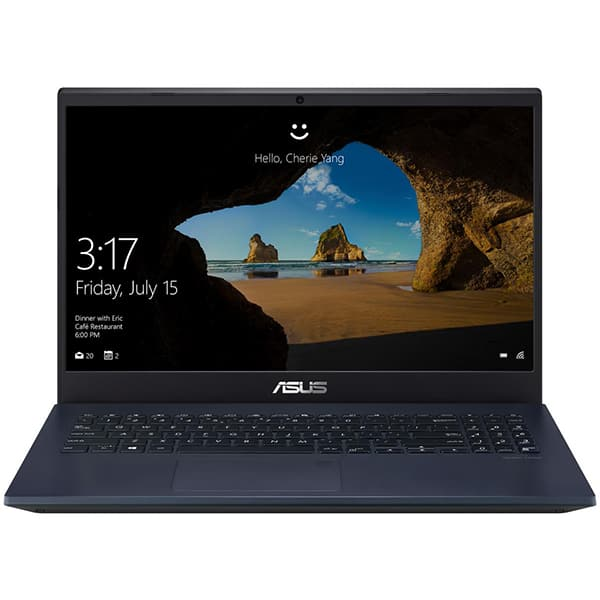 "Laptop Gaming ASUS X571LH-AL018, Intel Core i5-10300H pana la 4.5GHz, 15.6"" Full HD, 8GB, SSD 512GB, NVIDIA GeForce GTX 1650 4GB, Free DOS, negru"