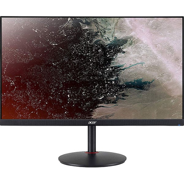 "Monitor Gaming LED TN ACER Nitro XF272UP, 27"", WQHD, 144Hz, AMD FreeSync, negru"