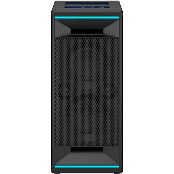 Sistem audio High Power PIONEER Club5 XW-SX50, 200W, Bluetooth, USB, Party Chain, LED iluminare, negru