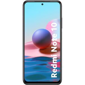 Telefon XIAOMI Redmi Note 10, 128GB, 4GB RAM, Dual SIM, Onyx Gray