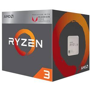 Procesor AMD RYZEN 3 2200G, 3.5GHz/3.7GHz, Socket AM4, YD2200C5FBBOX