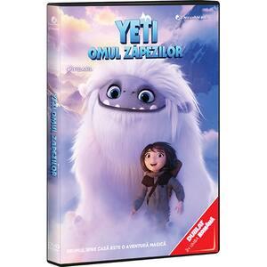 Yeti - Omul zapezilor DVD
