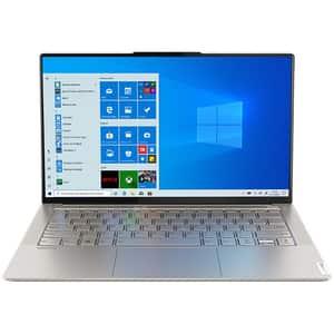 "Laptop LENOVO Yoga S940-14IIL, Intel Core i7-1065G7 pana la 3.9GHz, 14"" UHD HDR, 16GB, SSD 1TB, Intel Iris Plus Graphics, Windows 10 Home, Mica"