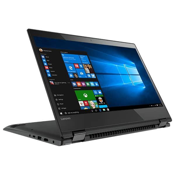 "Laptop 2 in 1 LENOVO Yoga 520-14IKB, Intel® Core™ i3-7130U 2.7GHz, 14.0"" Full HD Touch, 8GB, 1TB + SSD 128GB, Intel® HD Graphics 620, Windows 10 Home"