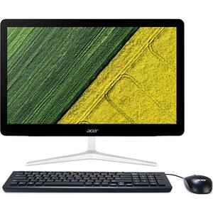 """Sistem PC All in One ACER Aspire Z24-880, 23.8"""" Full HD Touch, Intel Core i5-7400T pana la 3.0GHz, 8GB, SSD 256GB, Intel UHD Graphics 630, Free Dos"""