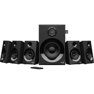 Boxe LOGITECH Z607, 5.1, 80W, Bluetooth, negru