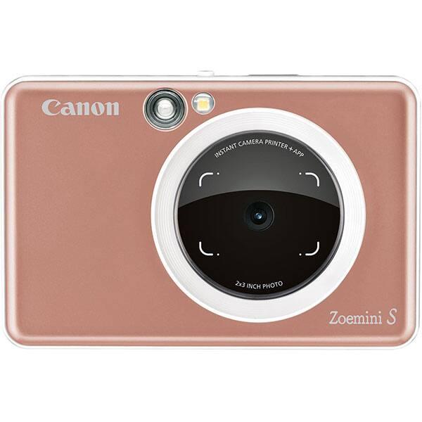 Aparat foto instant CANON Zoemini S, Rosegold