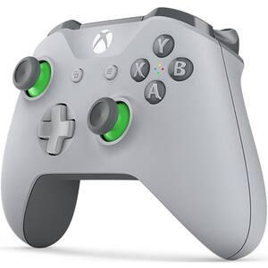 Controller Wireless MICROSOFT Xbox One, Grey-Green
