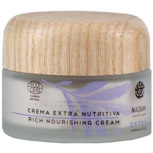 Crema de fata extra nutritiva NAOBAY Detox, 50ml