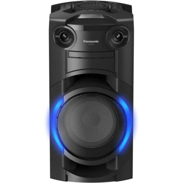 Sistem audio PANASONIC SC-TMAX10, 300W, Bluetooth, USB, CD, Radio FM, Full Karaoke, negru