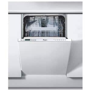 Masina de spalat vase incorporabila WHIRLPOOL ADG 301, 10 seturi, 6 programe, 45 cm, clasa A+