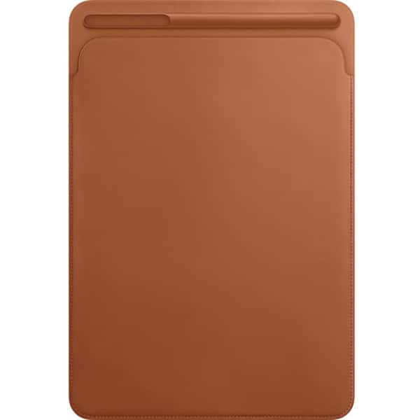 """Husa Leather Sleve pentru APPLE iPad Pro 10.5"""", MPU12ZM/A, piele, Sadle Brown"""