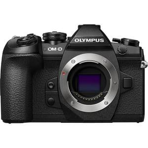 Aparat foto Mirrorless OLYMPUS E-M1 Mark II, 20.4 MP, 4K, Wi-Fi, Body