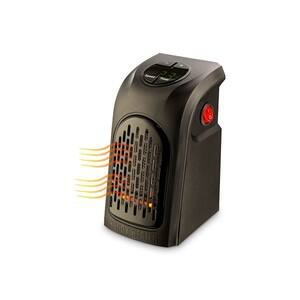 Aparat de incalzit DELIMANO Rovus Handy Heater 106049037, 370W, negru