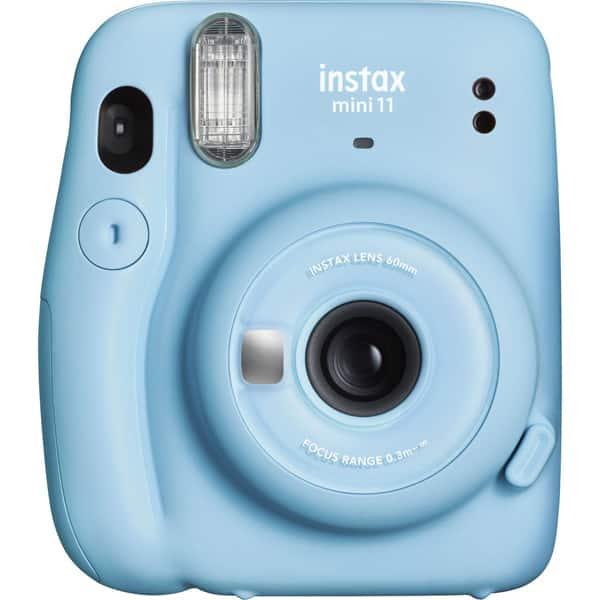 Aparat foto instant FUJI Instax Mini 11, albastru