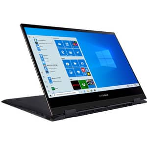 "Laptop 2 in 1 ASUS ZenBook Flip 13 UX371EA-HL003R, Intel Core i7-1165G7 pana la 4.7GHz, 13.3"" 4K UHD Touch, 16GB, SSD 1TB, Intel Iris Plus, Windows 10 Pro, gri"