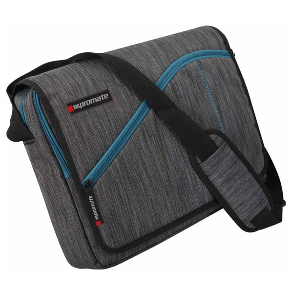 "Geanta laptop PROMATE Ascend1-MB, 15.6"", gri"