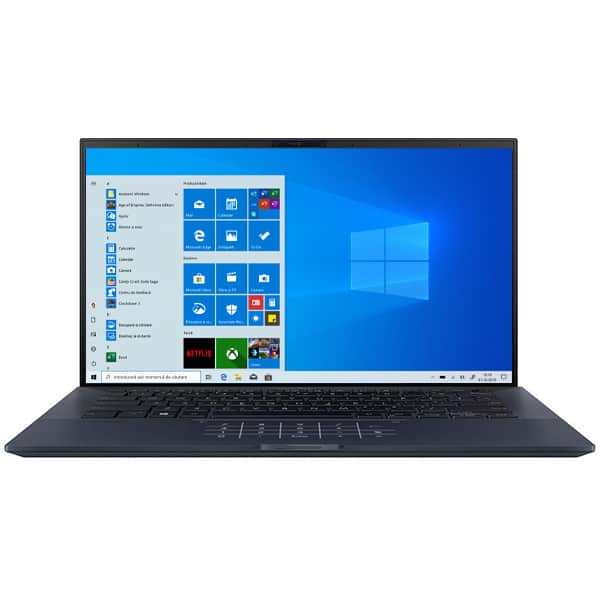 "Laptop ASUS ExpertBook B9 B9450FA-BM0261R, Intel Core i7-10510U pana la 4.9GHz, 14"" Full HD, 16GB, SSD 1TB, Intel UHD Graphics, Windows 10 Pro, negru"