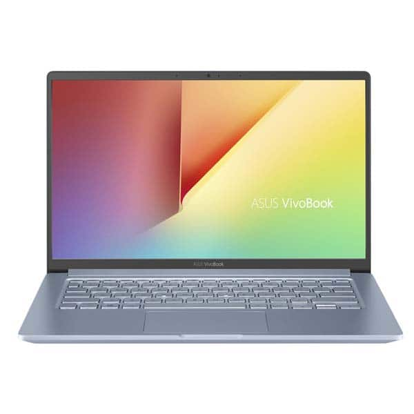 "Laptop ASUS VivoBook 14 X403FA-EB021, Intel Core i5-8265U pana la 3.9GHz, 14"" Full HD, 8GB, SSD 512GB, Intel UHD Graphics 620, Endless, Silver Blue"