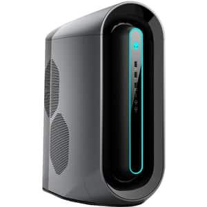 Desktop Gaming DELL Alienware Aurora R11, Intel Core i7-10700KF pana la 5.1GHz, 16GB, SSD 256GB, NVIDIA GeForce RTX 2070 Super 8GB, Windows 10 Pro, negru