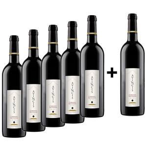 Vin rosu sec Avincis Cabernet Sauvignon 5+1, 0.75L
