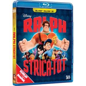 Ralph Strica-Tot Blu-ray 3D + 2D