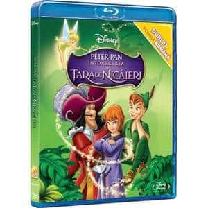 Peter Pan - Intoarcerea in Tara de Nicaieri Blu-ray