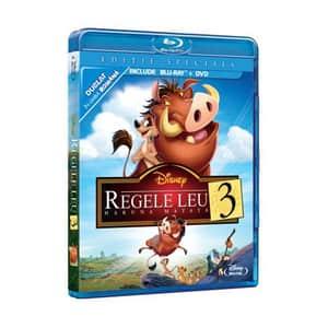 Regele Leu 3: Hakuna Matata Blu-ray + DVD