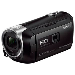 Camera video SONY HandyCam HDR-PJ410B, Full HD, Wi-Fi, negru