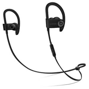 Casti BEATS Powerbeats3 Wireless, Bluetooth, In-Ear, Microfon, negru