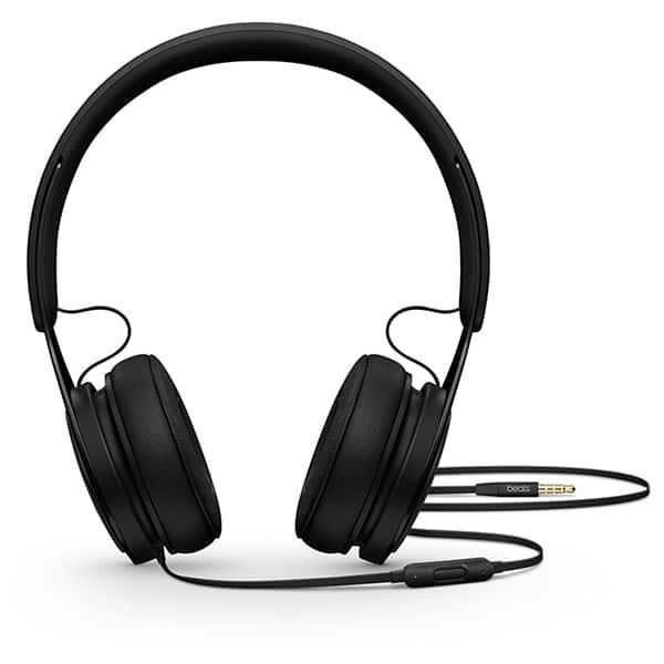 Casti BEATS EP, Cu Fir, On-Ear, Microfon, negru