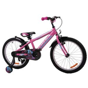 "Bicicleta copii OMEGA Master 2018, 20"", roz"