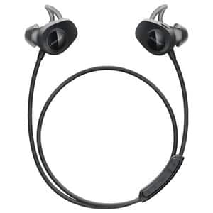 Casti BOSE SoundSport Wireless 761529-0010, Bluetooth, NFC, In-Ear, Microfon, negru