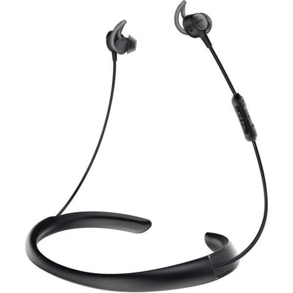 Casti BOSE Quiet Control 30, Bluetooth, NFC, In-Ear, Microfon, negru
