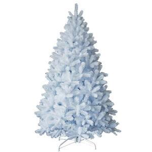 Brad artificial BRAZIDELUX Lux Ice, 180 cm, alb