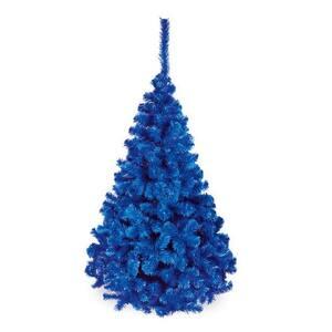 Brad artificial BRAZIDELUX, 120 cm, albastru
