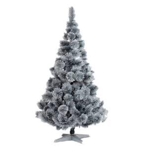 Brad artificial BRAZIDELUX Alpin, 180 cm, alb-negru