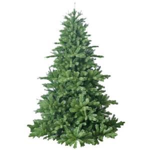 Brad artificial cu aspect natural BRAZIDELUX Premium, 210 cm, verde