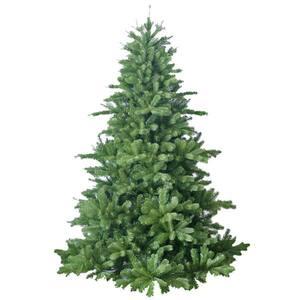 Brad artificial cu aspect natural BRAZIDELUX Premium, 180 cm, verde