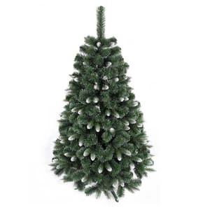Brad artificial BRAZIDELUX Montana, 180 cm, verde-alb