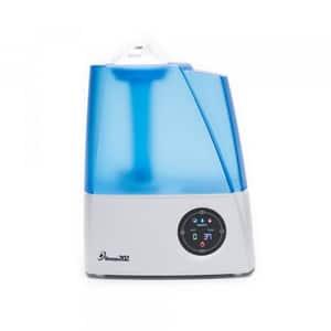 Umidificator E-BODA BREEZE 202, 5.8l, alb-albastru