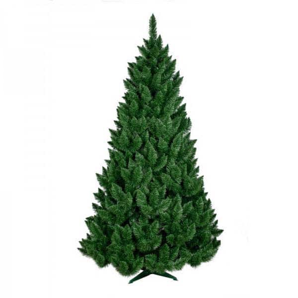 Brad artificial BRAZIDELUX Sirona, 240 cm, verde