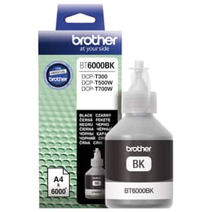 Cerneala BROTHER BT-6000BK, negru