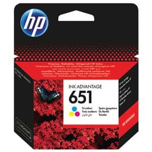 Cartus original HP 651 (C2P11AE), tricolor